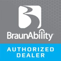 BraunAbility Authorized Dealer logo