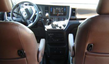 2016 Toyota Sienna Limited full