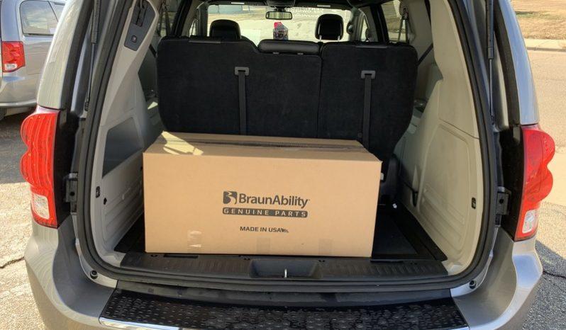 2019 Dodge Grand Caravan SXT full