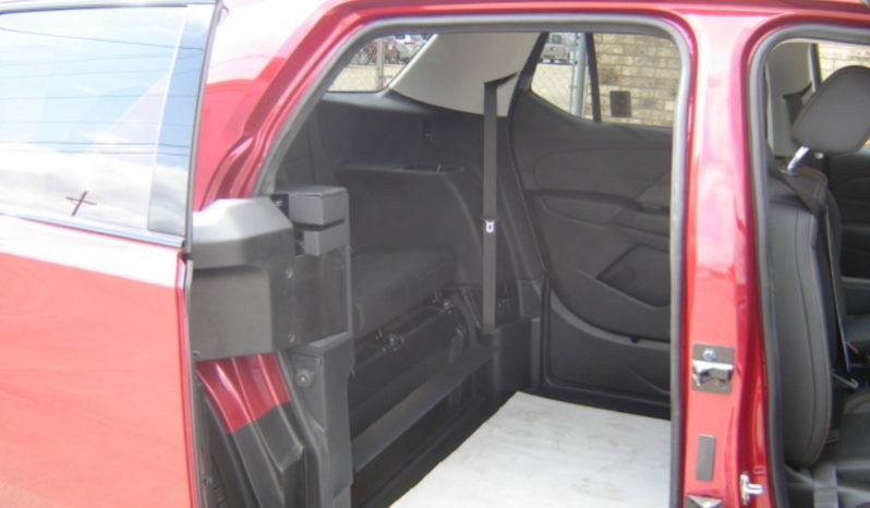 2021 Chevrolet Traverse RS full